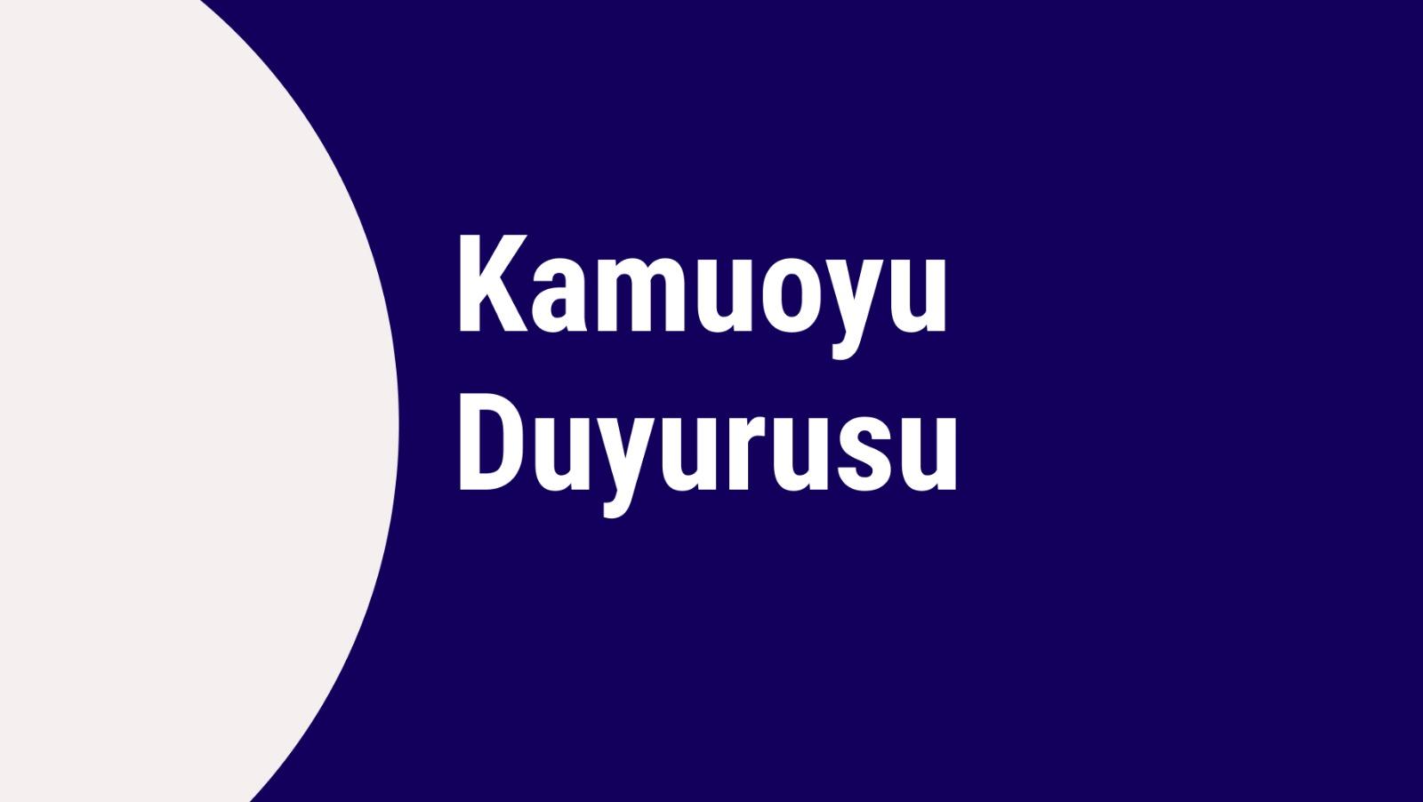 Türkiye Sigorta Birliği'nden Zorunlu Trafik Sigortası'na İlişkin Açıklama